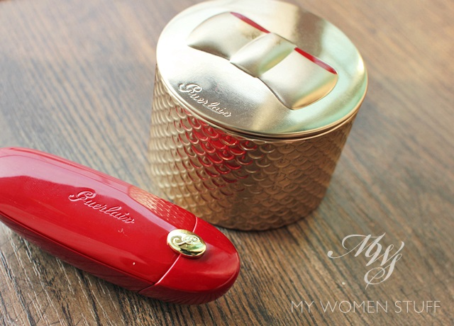 With the Meteorites Perles d'Etoiles and Rouge G Rouge Parade, Guerlain knocks pretty packaging out of the ballpark!