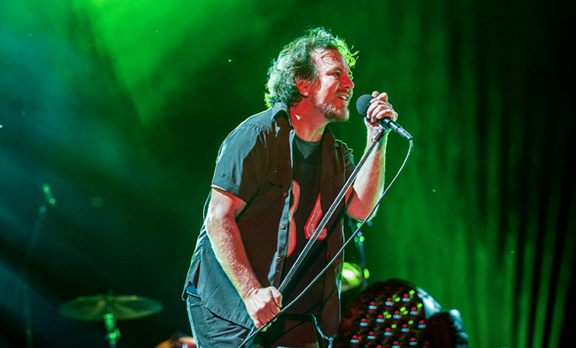 "Pearl Jam debut new song ""Moline"" and perform No Code in full — watch"