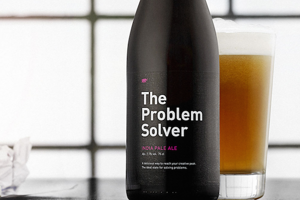 There Is Now A Beer That Would Help You Reach Your Creative Peak