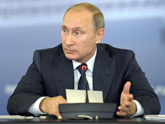 How Putin's tenacity over Ukraine worked for him