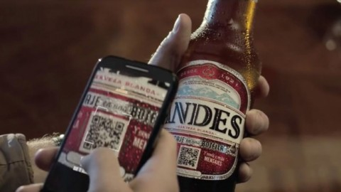 Say It With Beer: Brewer Lets You Attach Video Messages to Its Bottles