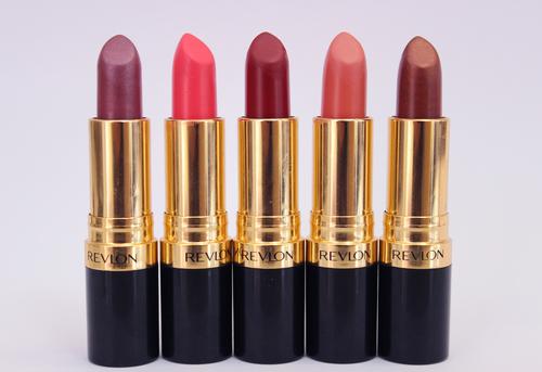 Revlon Super Lustrous Legacy Lipstick Swatches