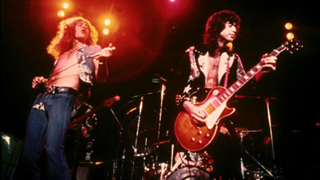 "LED ZEPPELIN - HEDGEROW-BUSTLING ""STAIRWAY TO HEAVEN"" ALTERNATE MIX NOW ONLINE"