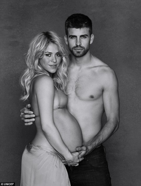 Shakira Welcomes Baby Number Two