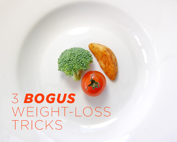 3 Weight-Loss Myths You Keep Falling For