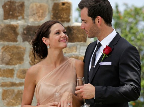 Desiree Hartsock Gets Married
