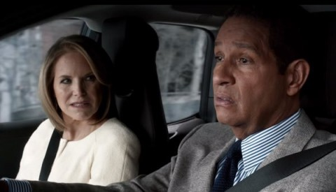 Katie Couric and Bryant Gumbel's Super Bowl 2015 BMW commercial tries to understand this internet thing