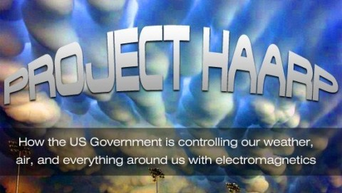 Air Force Bombshell: Admits They Can Control Weather – HAARP