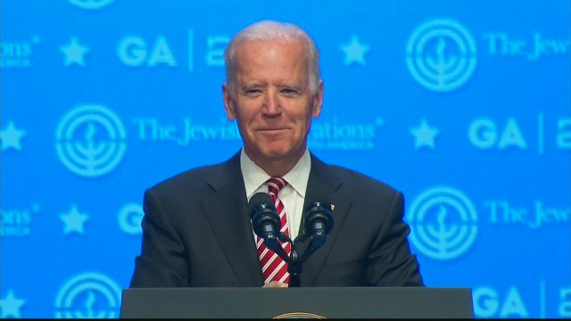 Joe Biden: Bibi and I are 'still buddies'
