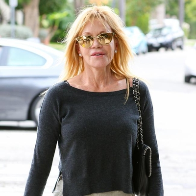Melanie Griffith Celebrates More Than 5 Years of Sobriety