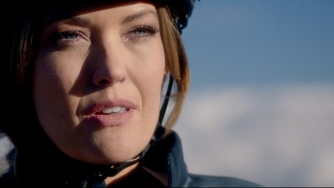 Paralympic Snowboarder Amy Purdy Make Toyota's Super Bowl Ad One To Remember