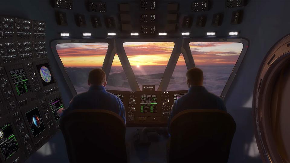 NASA wants to build airship cities in the Venus sky
