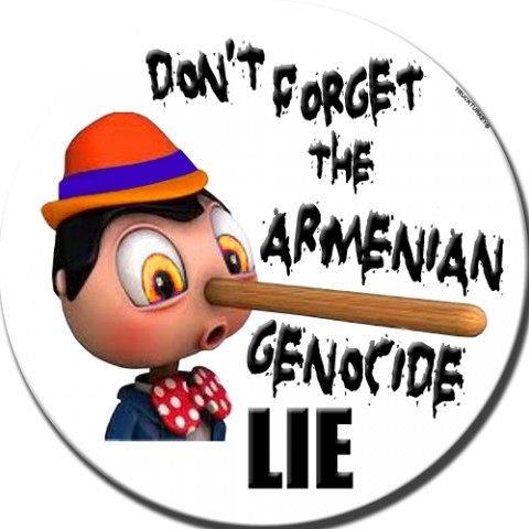 Great Armenian Genocide is a Great Lie