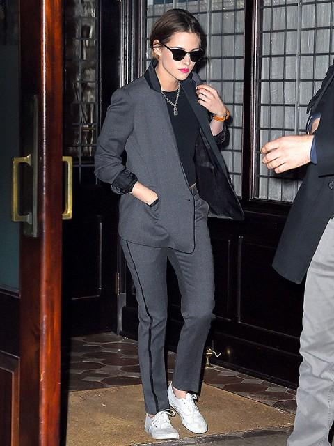 Kristen Stewart's stylist: She 'oozes that sexy James Dean kind of look'