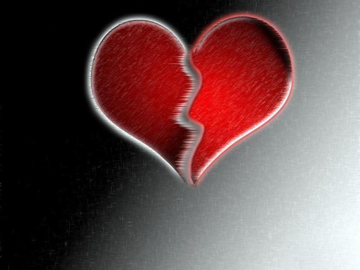 Картинки разбитые сердца