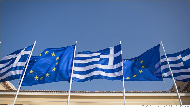 Europe hints at Greek bailout extension