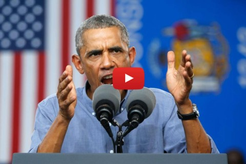 Obama Military plans include BOOTS ON THE GROUND