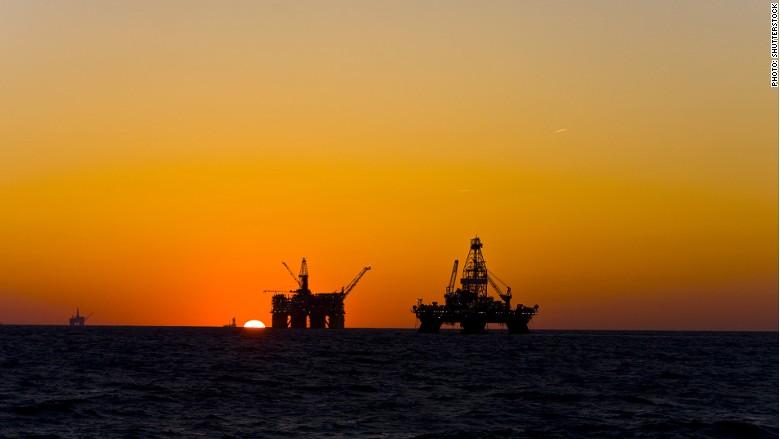 oil rig Transocean