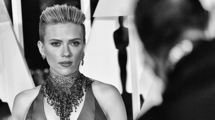 Scarlett Johansson's New Ban…