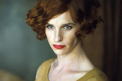 Here's a First Look at Eddie Redmayne in 'The Danish Girl'