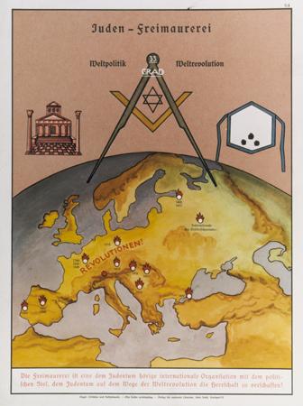 International-Communist-Judeo-Masonic conspiracy