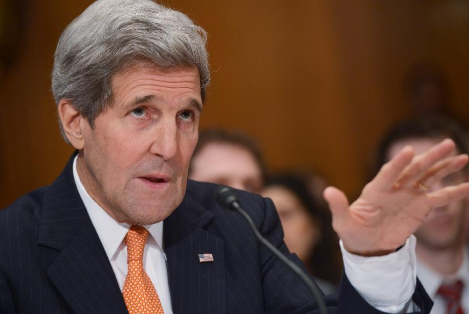 Moscow lying 'to my face,' says Kerry