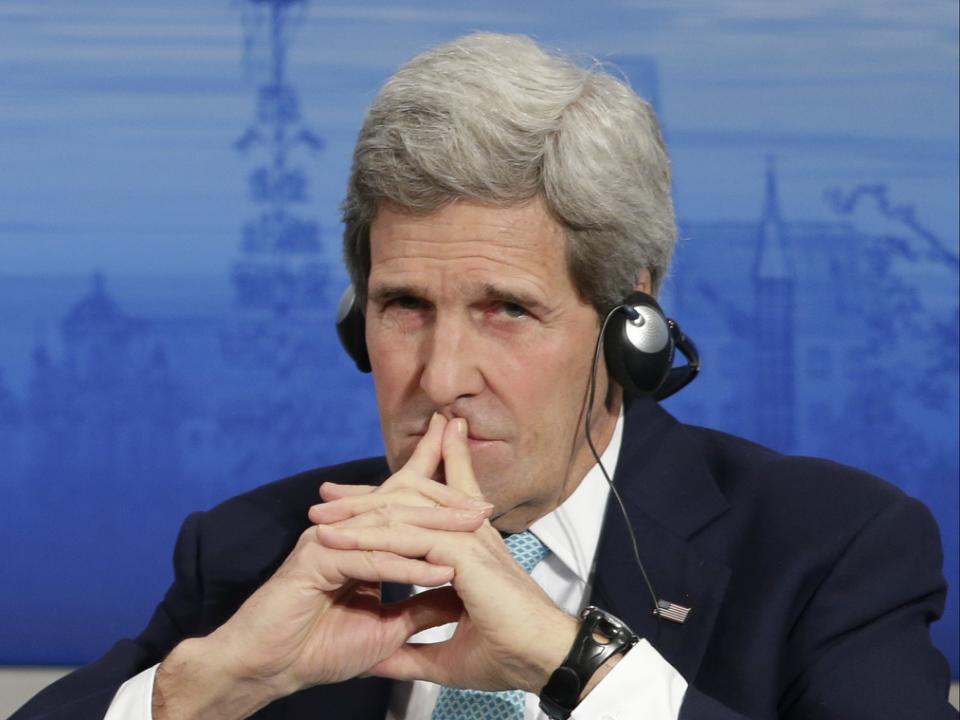 John Kerry in Munich