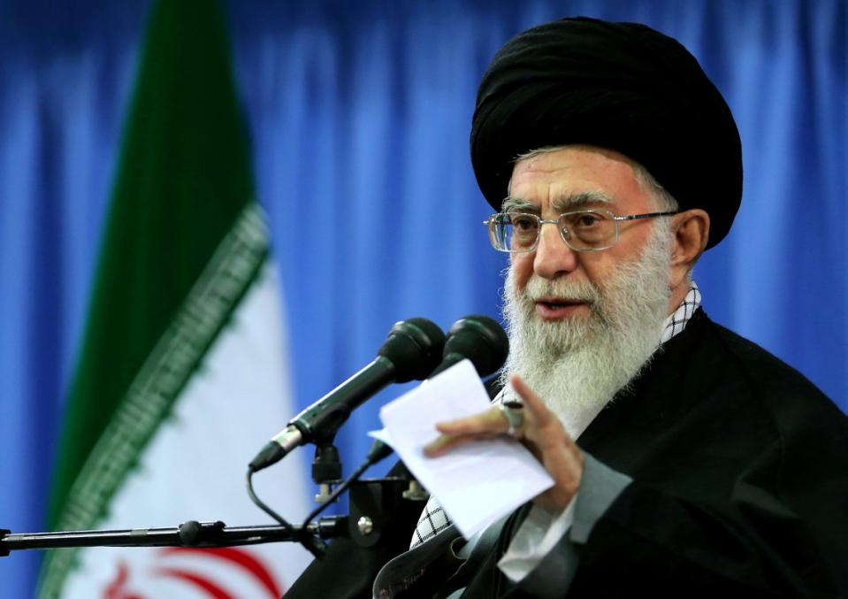 """Iran's Supreme Leader to Western youth: """"Think for yourself!"""""""