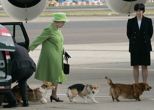 The Queen and her corgis: affair is over?..