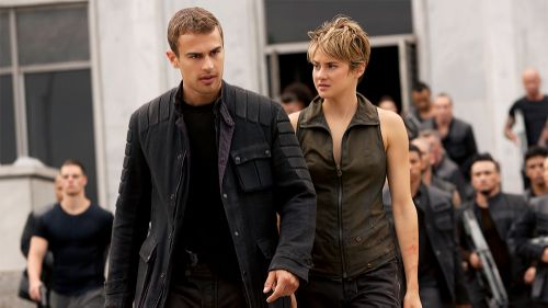 'Insurgent' On Track for Bigger Opening Than 'Divergent'