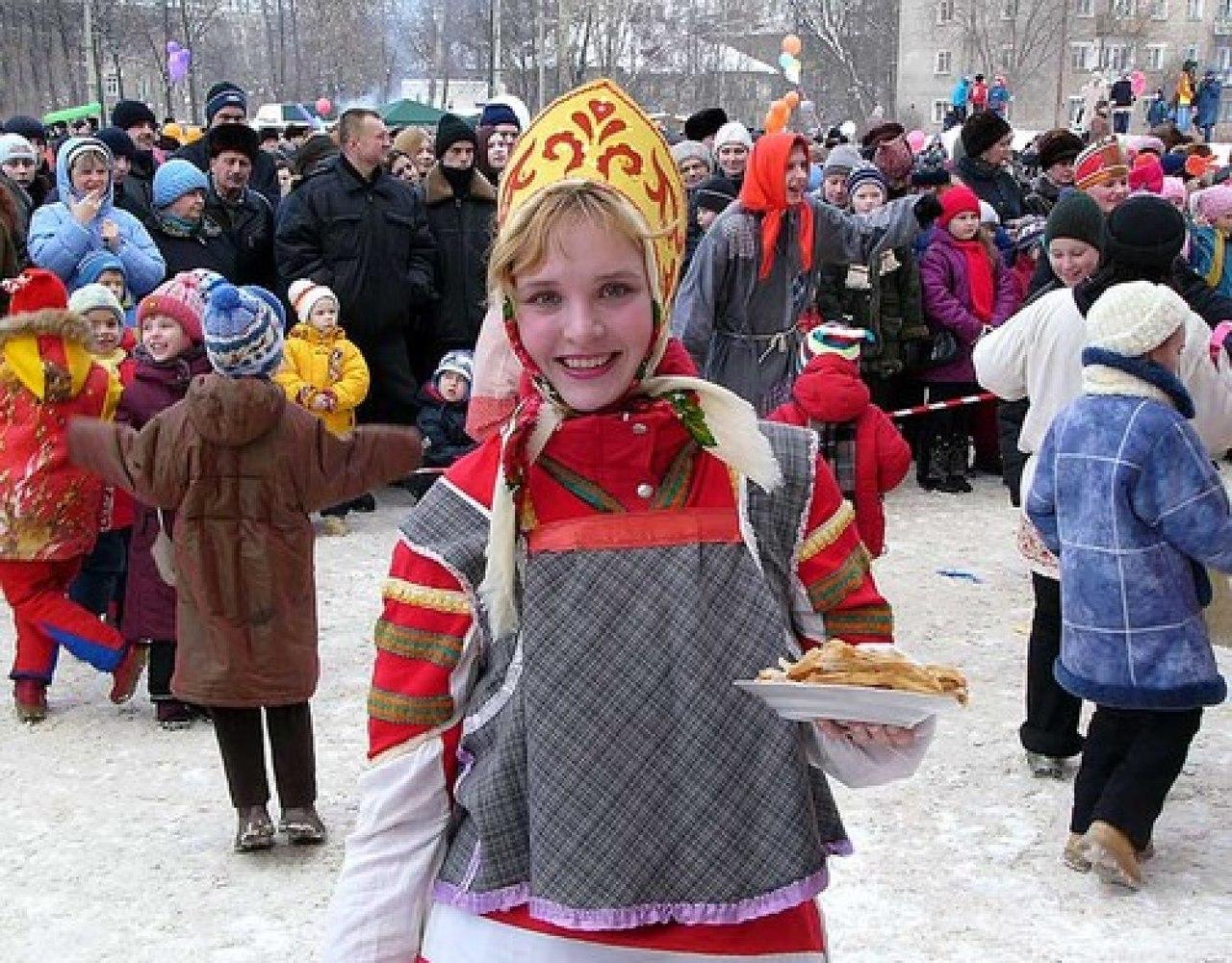Масленица 2015 в Москве