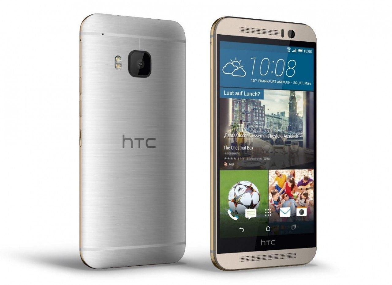 HTC One M9 complete specs and press images leak online