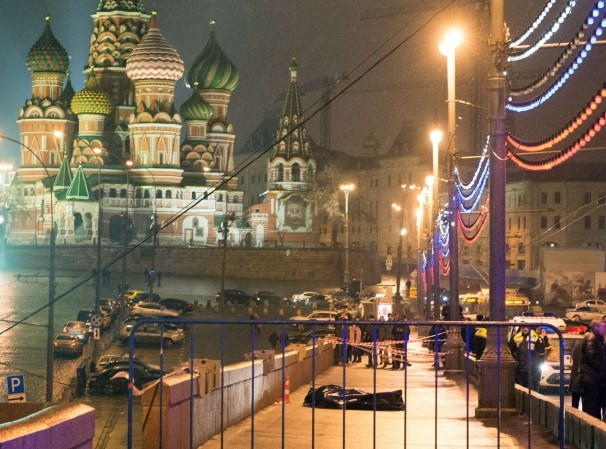 Russian opposition leaders see Kremlin links to Nemtsov slaying