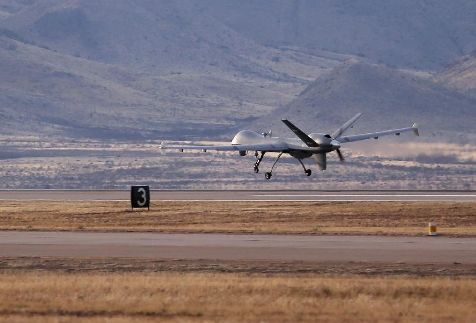 UN report urges drones for peace missions