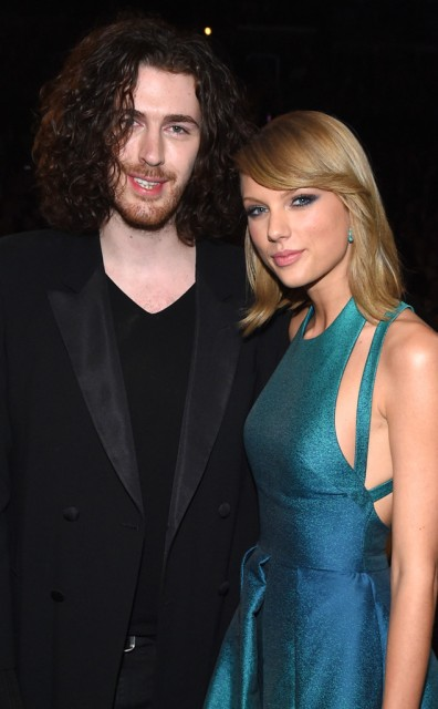 Taylor Swift and Hozier Looked ''Really Cute'' Together