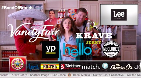 Newcastle Super Bowl commercial 2015: A product-placement frenzy