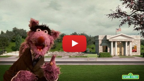 Sesame Street Parodies 'House of Cards'