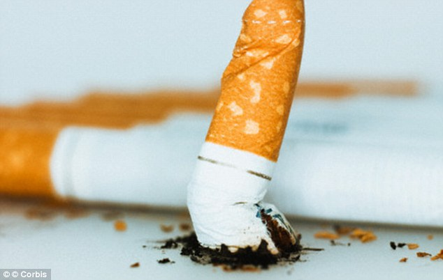 Scared you'll gain weight if you quit smoking? Cigarettes are more deadly than carrying extra pounds, doctors say