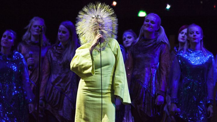 Bjork Keeping 'Vulnicura' Of…