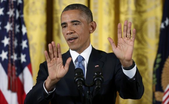 Obama, Republicans sound conciliatory note but battles loom