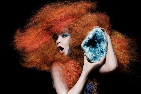 Bjork's New Album 'Vulnicura' Is Out Now
