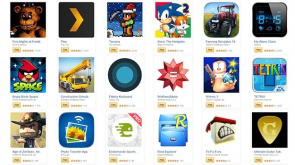 Amazon makes $220 app bundle free for Christmas