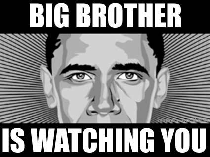 Big Brother Is Real