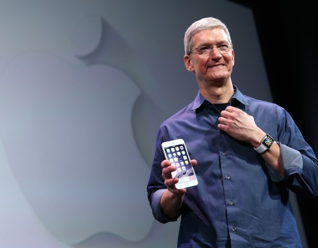 Apple, faced with a claim on the available memory devices