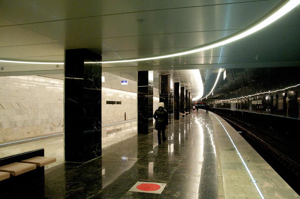 Metro Pyatnitskoye Shosse (Source)