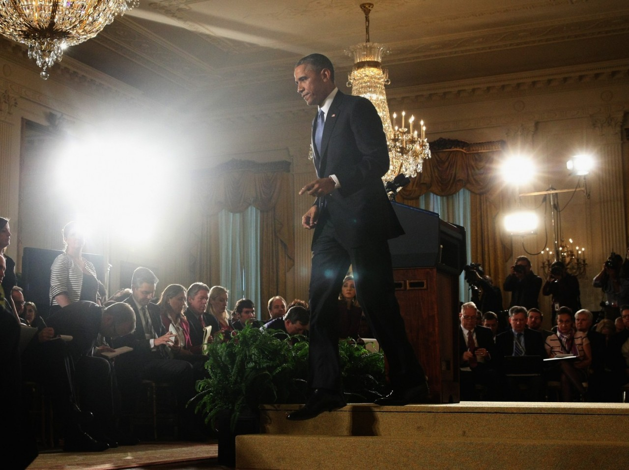 After midterms, Obama resolute about his final years as president