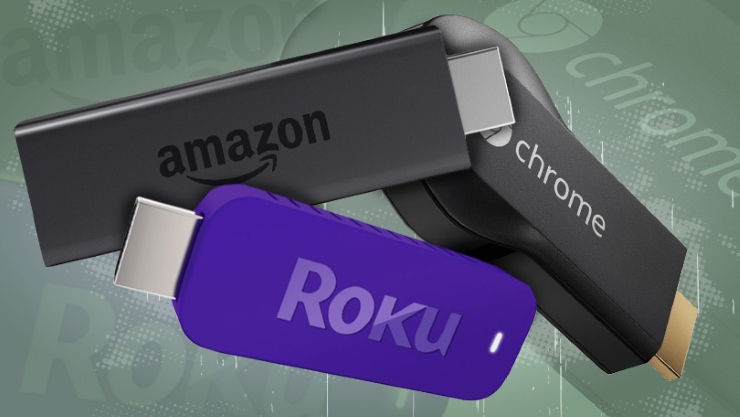 Apple TV vs. Roku against Chromecast against Amazon Fire TV: What tape drive should you buy?