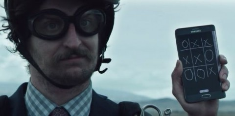 Nerd Fight! Samsung Debuts Action-Packed Ad to Demo Galaxy Note Edge