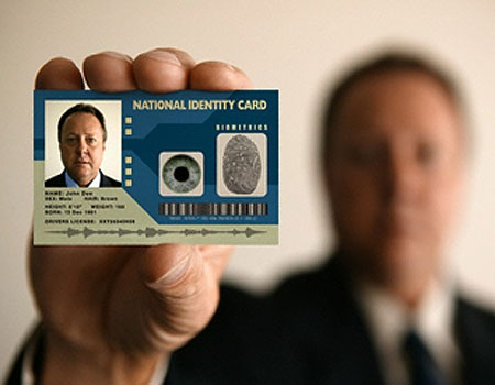 National ID Card Or 'Mark Of The Beast'