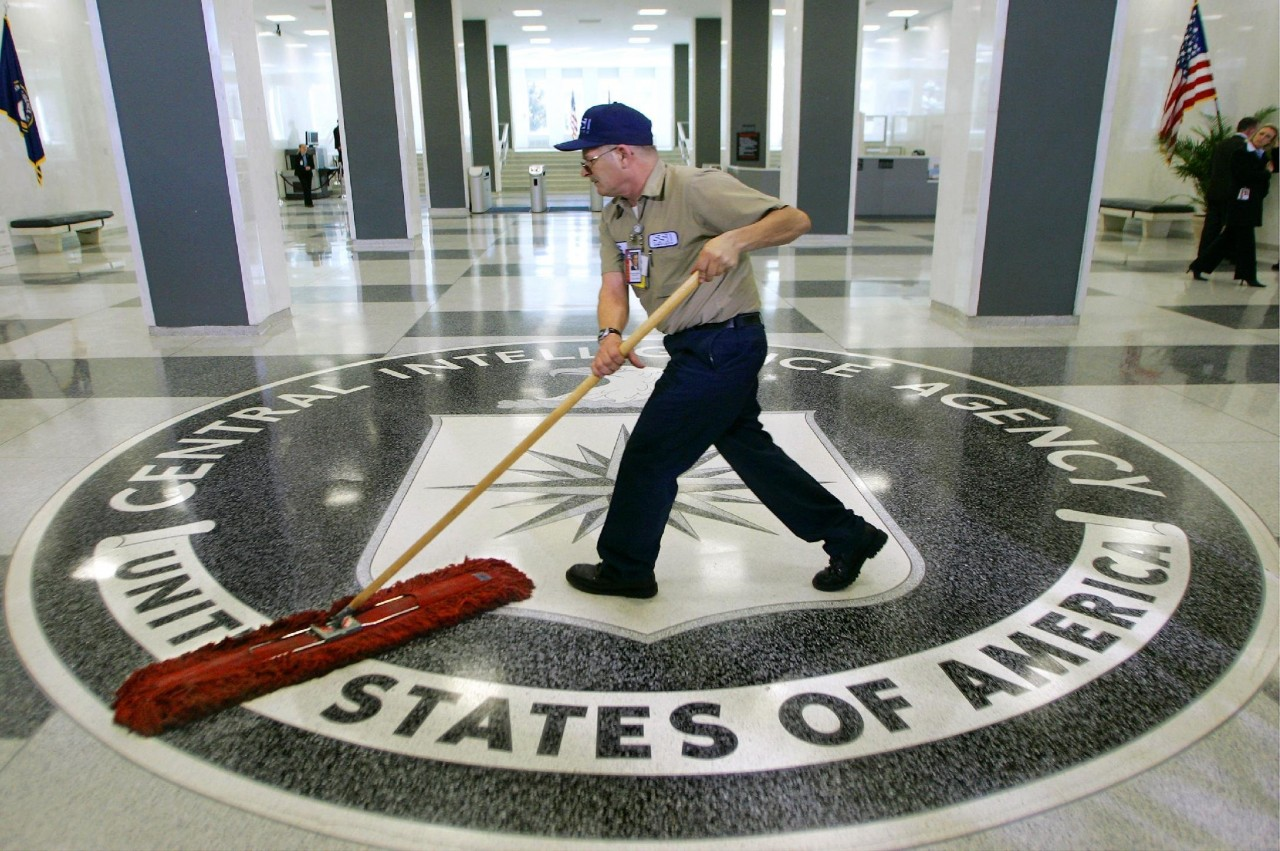 Panel Clears CIA Officials Accused of Spying